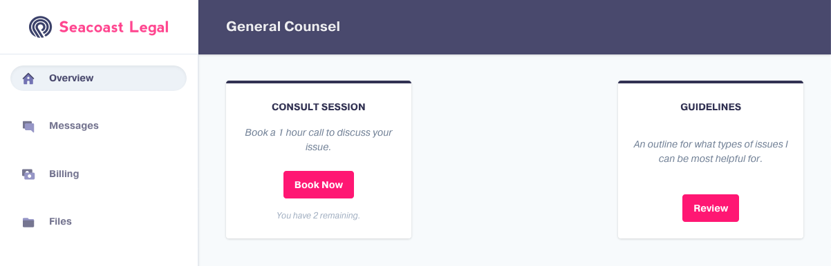Convert meetings to engagements in one click.